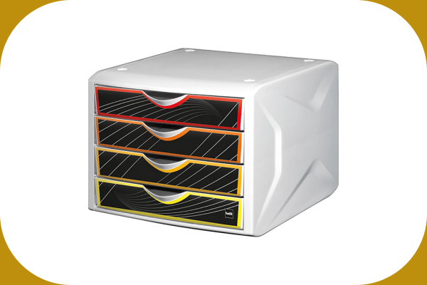 the chameleon filing boxes