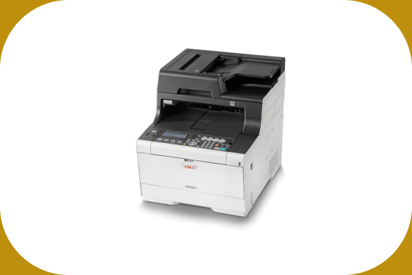 MC563dn colour MFP